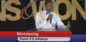 2015 provincial gathering ministers   workers rccgna region 6 province 1 Pastor Adeboye Digging Deep RCCG Nigeria